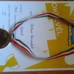 Diákolimpia 1. helyezés