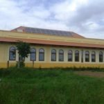 Az új iskolaépület átadása
