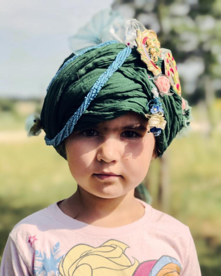 Turbánkészítő: Sringár