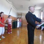 Harcművészet tanulás